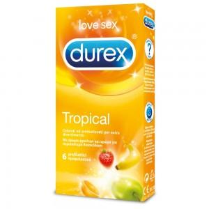 Durex Tropical - 6 pezzi