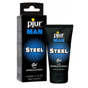 Pjur Man Steel - 50 ML