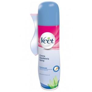 Crema Depilatoria Spray -...