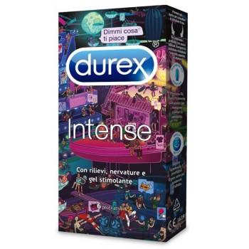 Durex Intense - Stimolanti - 6pz