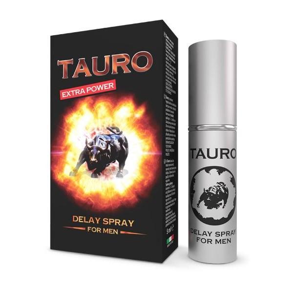 Spray Ritardante Tauro - 5ML