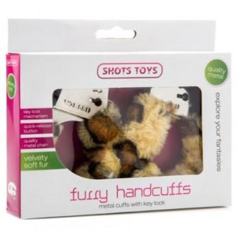 Furry Handcuffs - Manette Ghepardo