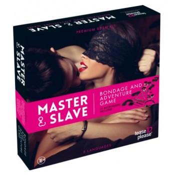 Master & Slave - Premium BDSM Kit